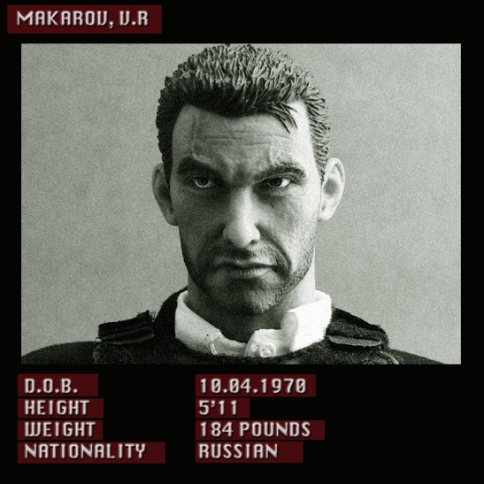 Vladimir Makarov | Villains Wiki | Fandom powered by Wikia