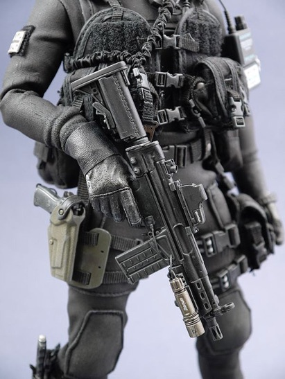 H&K G3 SAS Custom